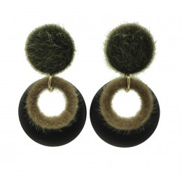 Inspiration Earring Fur O5