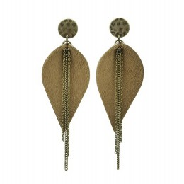 Inspiration Earring Fur O11