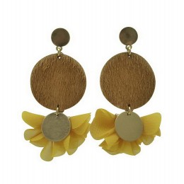 Inspiration Earring Sunflower O17