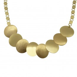 Inspiration Necklace Golden H2