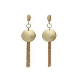 Inspiration Earring Golden O48