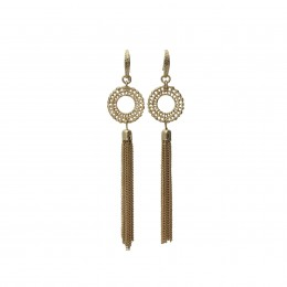 Inspiration Earring Golden O49