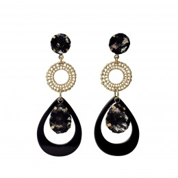 Inspiration Earring Dark Glam O52