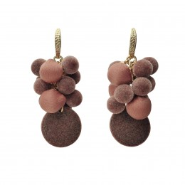 Inspiration Earring Grapefruit O55