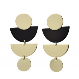 Inspiration Earring Moon O64