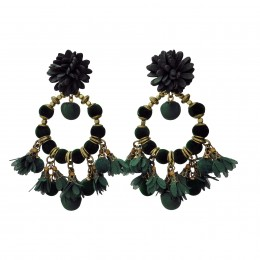 Inspiration Earring Emerald O72