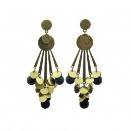 Inspiration Earring Antique O76