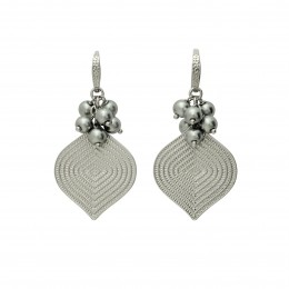 Inspiration Earring Silver Glory O93