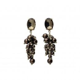 Inspiration Earring Brunette O98