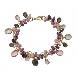 Inspiration Bracelet Purple Glow A15