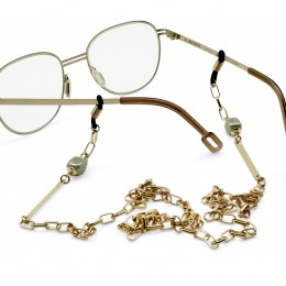 Inspiration Glasses Chain Green Shine B1