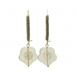 Inspiration Earring Ethnic Shine O141