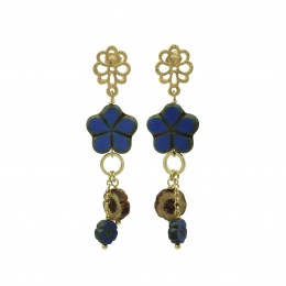 Inspiration Earring Desert Flower O129