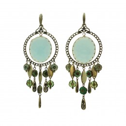 Inspiration Earring Flower Power O128