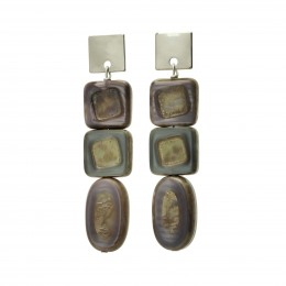 Inspiration Earring Picasso Dream O121