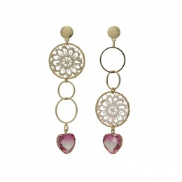 Inspiration Earring Dreamy Love O149