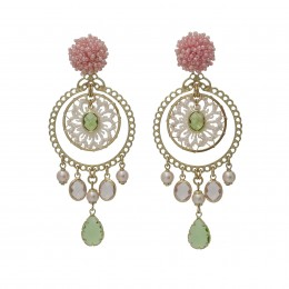 Inspiration Earring Pastel Dream O154