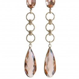 Inspiration Earring Crystal Dream O172