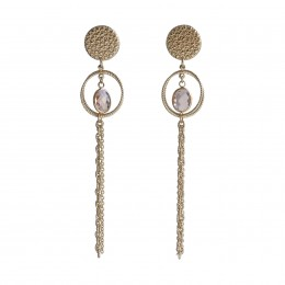 Inspiration Earring Italian Chique O171