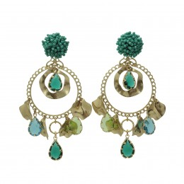 Inspiration Earring Seaside Dream O153