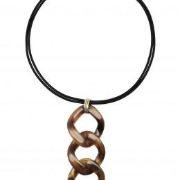Inspiration Collier Chestnut Shine H51