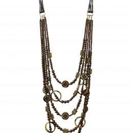 Inspiration Collier Brunette H62