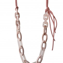 Inspiration Necklace Peach H89
