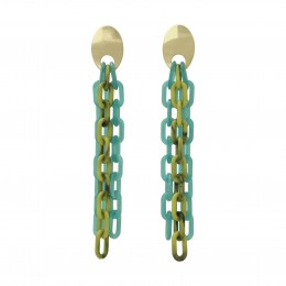 Inspiration Earring Funky Music O252