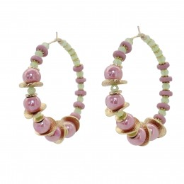 Inspiration Earring Bloom O283