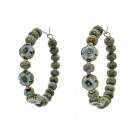 Inspiration Earring Natural O271