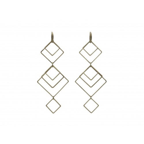 Inspiration Earring Square 0101