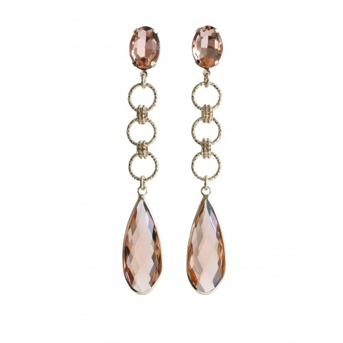 Inspiration Boucle d´oreille Crystal Dream O172