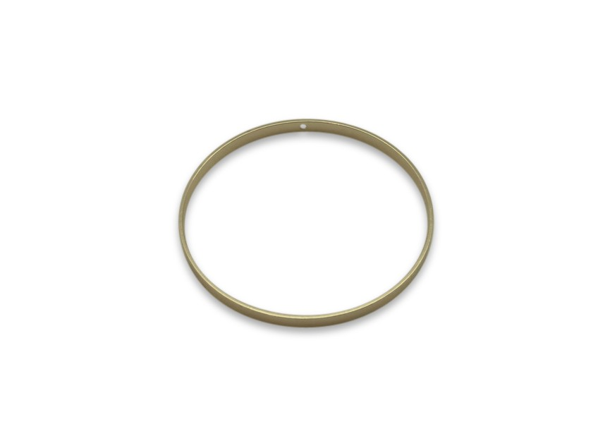 Hanger cirkel 40mm gold